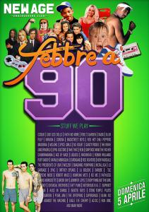 FEBBRE A 90-NEW AGE